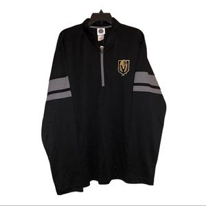 Las Vegas Golden Knights NHL 1/4 Zip Pullover